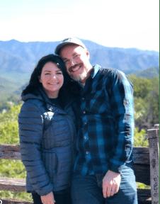 Sonia and Jeff Smokies